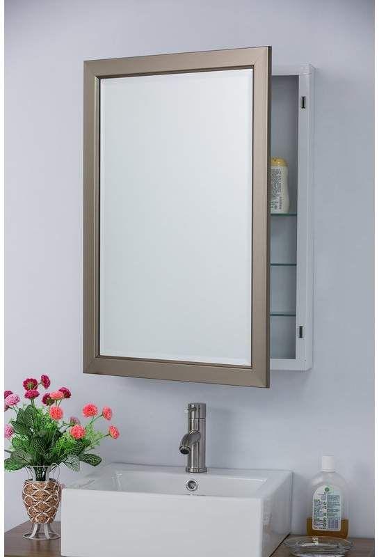 Monterey 48 X 36 Surface Mount Medicine Cabinet With 6 Adjustable Shelves Green Tile Bathroom Small Bathroom Remodel Bathroom Vanity Storage