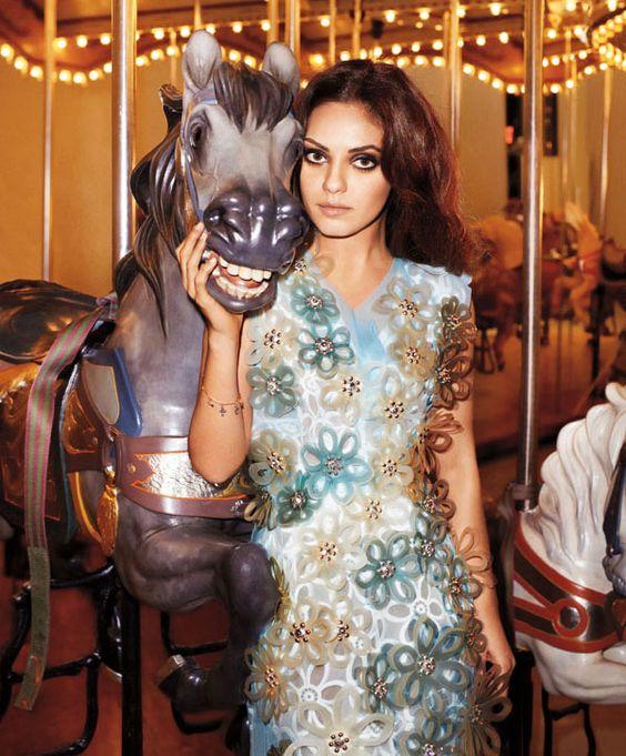 carousel inspiration #MilaKunis