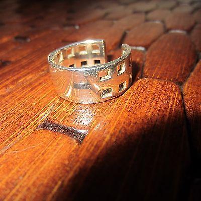 Argento Vivo adjustable wrap sterling silver ring - http://designerjewelrygalleria.com/argento-vivo/argento-vivo-adjustable-wrap-sterling-silver-ring/
