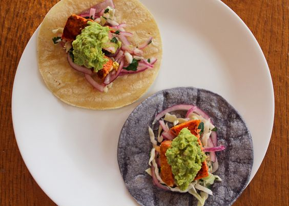 Style Activist: healthy hungry | salmon tacos + a breakfast twist