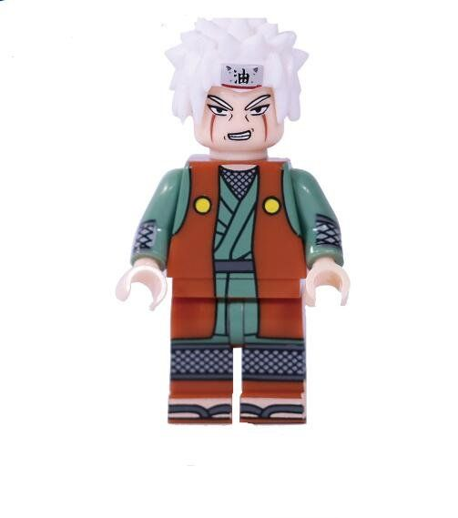 Simil LEGO Naruto Compatibili Minifigures New