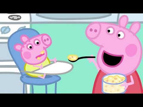 Peppa Pig Full Episodes Baby Alexander 125 Youtube Peppa