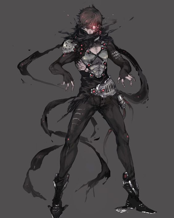 26X by aozorize - Game Design - Creative & Inspiring Character Concept Art  <3 <3
