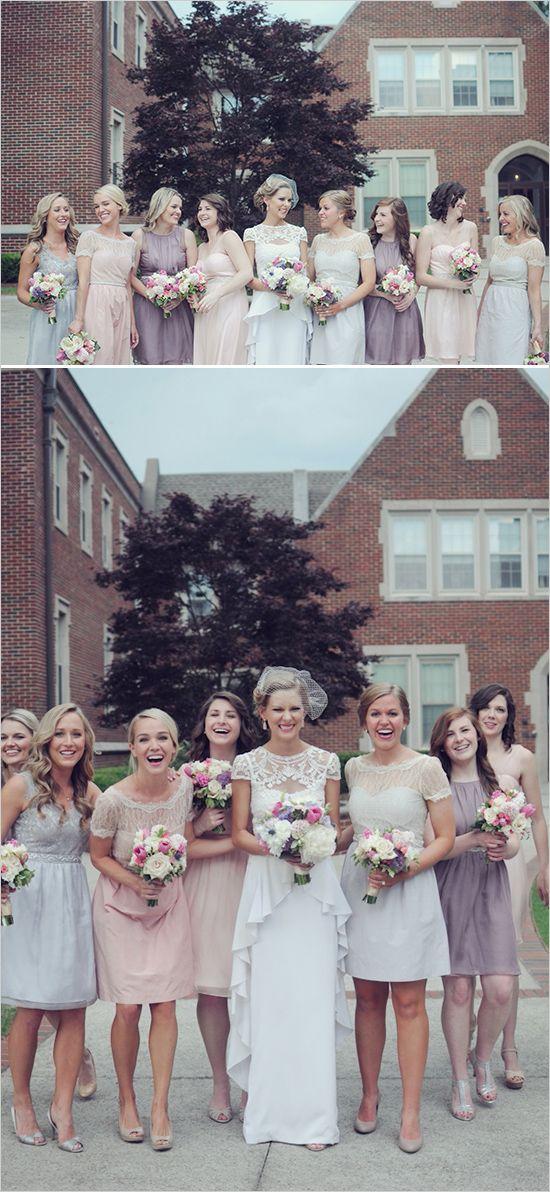Southern wedding filled with beauty by a budget savvy bride. #weddingchicks Captured by: Alea Moore Photography http://www.weddingchicks.com/2014/08/04/southern-wedding-filled-with-beauty/:
