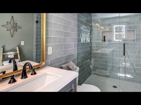 30 Bathroom Tile Ideas Youtube Bathroom Tile Designs Bathroom Design Beautiful Tile Bathroom
