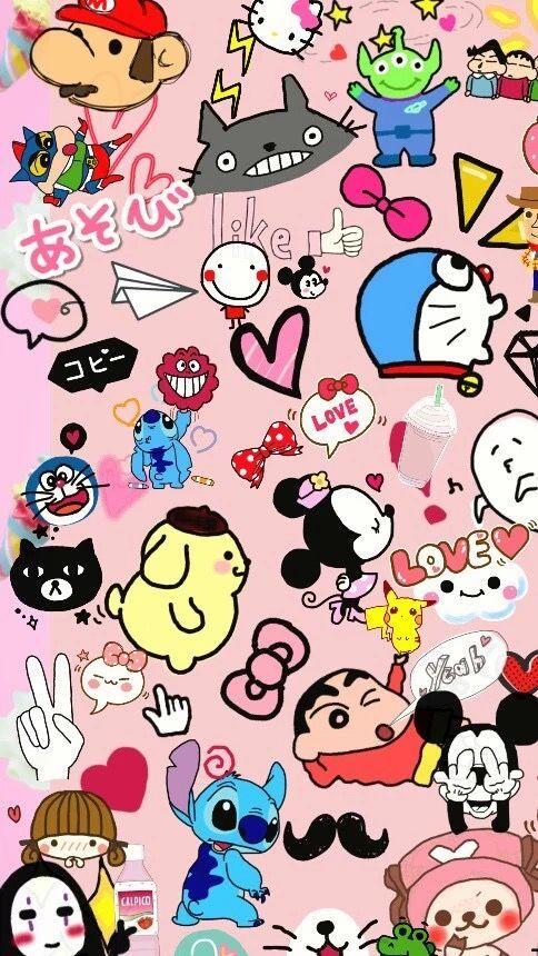 46 Super Cute Iphone X Backgrounds Cute Disney Wallpaper Wallpaper Iphone Cute Cute Cartoon Wallpapers