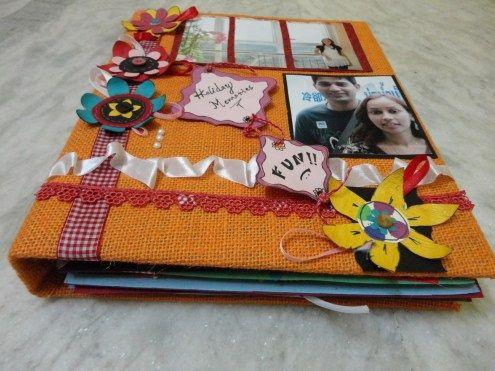 Creative Scrapbook Ideas Diy Lovely Creative Scrapbook Ideas