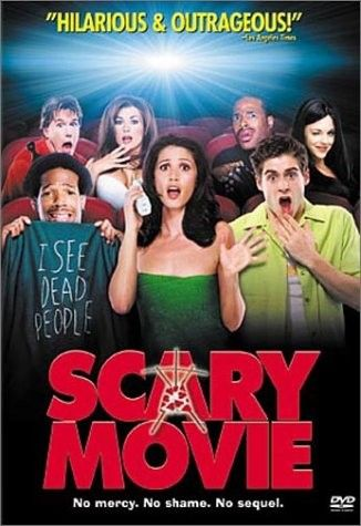 Critics say Scary Movie overloads on crudity and grossness to get its laughs.