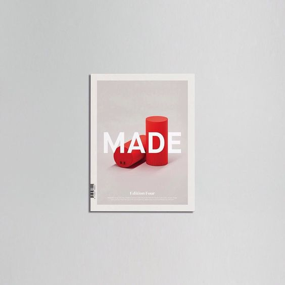This week's giveaway: MADE Quarterly Four by @madepublishers. Sign up now on www.wonce.co and with a little bit of luck you will be the winner of this giveaway. by wonceco