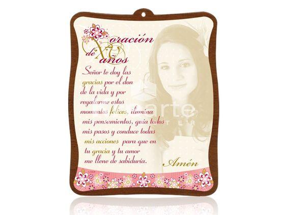 Frases Para Quincenera: 20DEL32 Oración De Los XV
