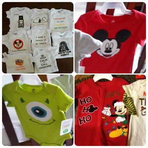 Where to shop and how to make Disney Baby Clothes