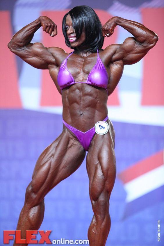 Iris Kyle | Ftiness Olympic Women | Pinterest | Irises and ...