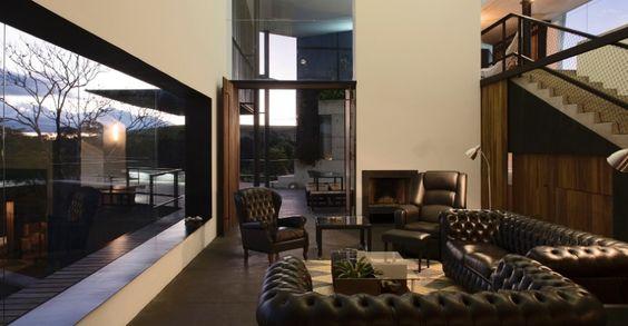 Livings decorados - veja 40 salas de estar de estilos diferentes   dicas!