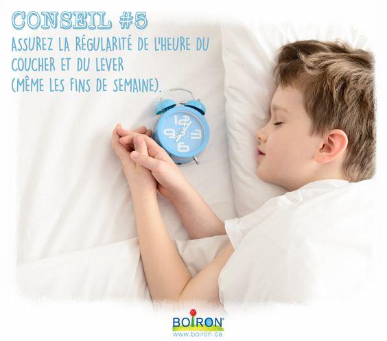 Il peut être difficile d'habituer vos enfants à un nouvel horaire de sommeil pour la rentrée scolaire! Voici donc nos conseils pour aider votre enfant à mieux dormir.