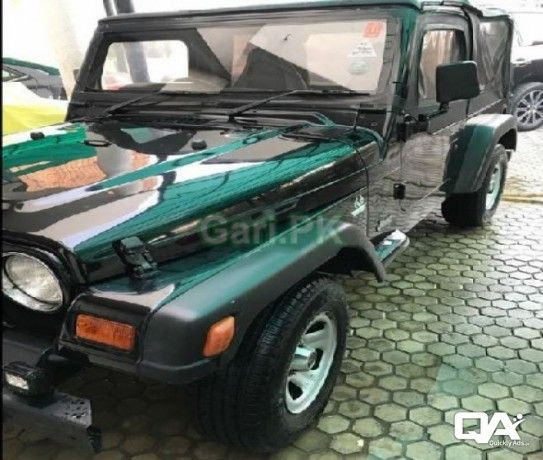 Https Www Quicklyads Pk Jeep Wrangler 1982 For Sale In Lahore