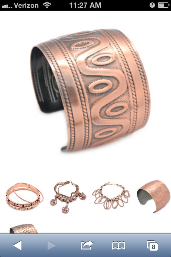 Copper bracelets ! $5 (plus tax order by commenting valid email address. Need extra cash!? You a social person who likes to have fun? Join my team become a paparazzi consultant ! Consultant I'd: 11289 or follow on Instagram @ jessnjewlz