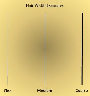Natural hair can be a bit confusing when it comes to identifying the specifics. So I've come to the rescue to help you understand thin hair vs fine hair