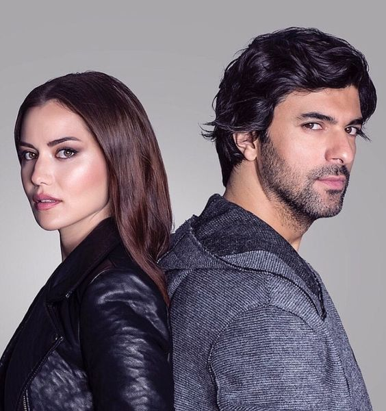 Olene kadar  - I can't wait !! Yeni dizi - new series Engin Akyürek ve Fahriye Evcen: