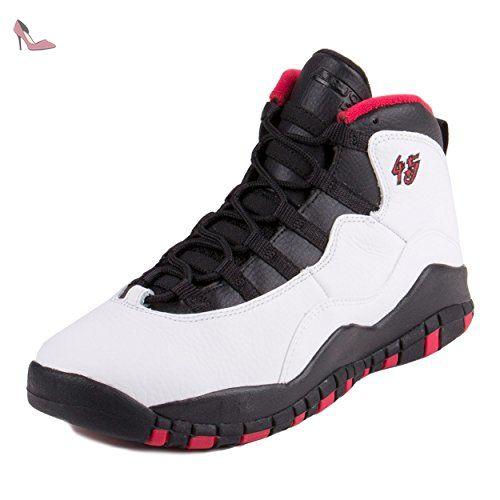 Nike Air Jordan 10 Retro Bg, Chaussures de sport garçon ...