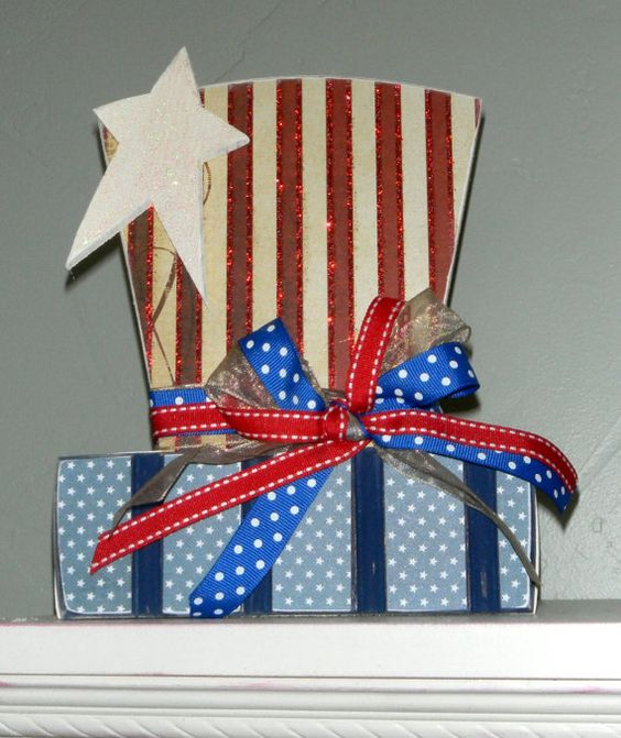 Uncle Sam's American Flag Hat  Perfect for 4th