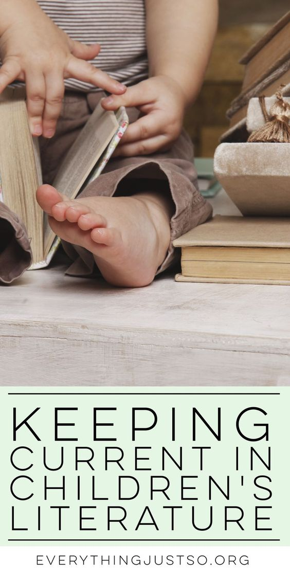 Keeping Current in Children's Literature | http://everythingjustso.org | Need help finding the best books for your students? Here are my five go to resources for keeping up to date in children's literature