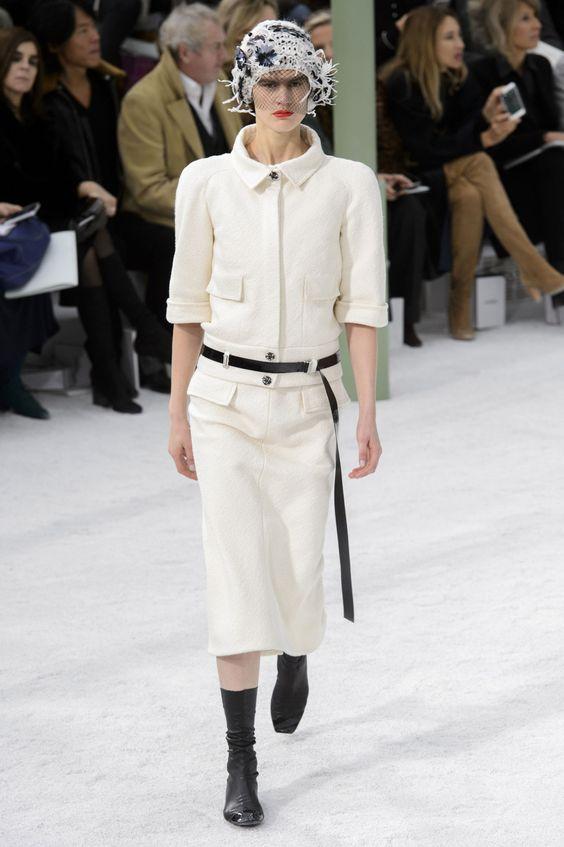 #Chanel #HauteCouture #SS2015 #SpringSummer #2015 #Paris via @thecut