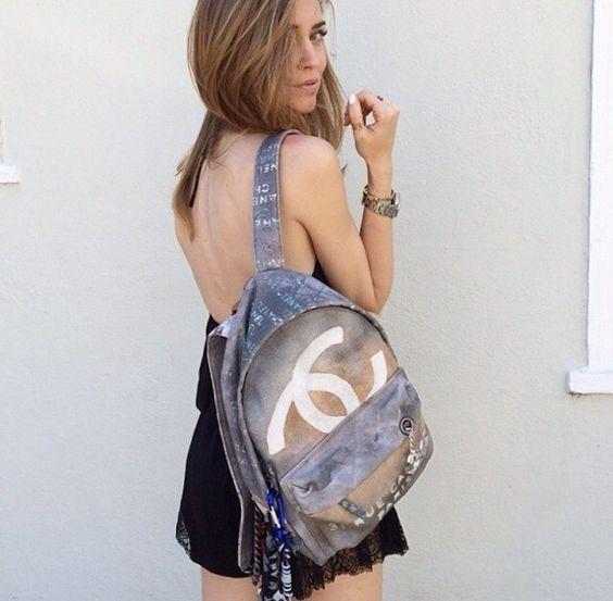 EstiloDF » Las 4 mochilas de Chanel que debes tener