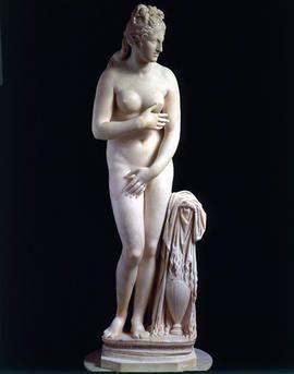 Vénus du Capitole, marbre de Paros, IIe siècle, Rome, Musei Capitolini