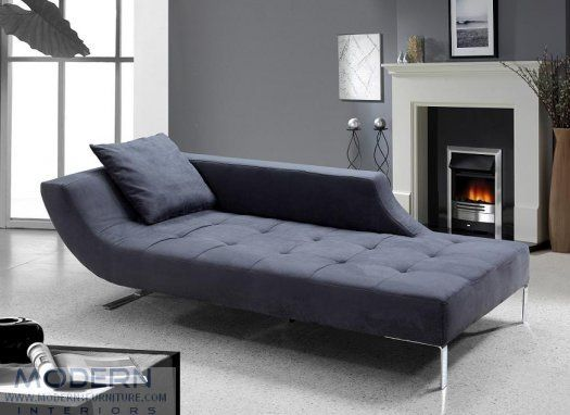 Modern Chaise Lounge Chair For Bedroom Lanzhome Com In 2020 Sofa Couch Design Modern Chaise Lounge Couch Design