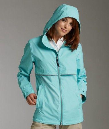 Charles River Apparel 5099 Women's New Englander Rain Jacket