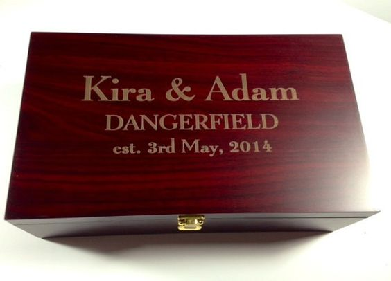 Groomsmen Gift  Wedding Gift  6 Laser Engraved by TheSmilinBride