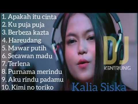 Dj Kentrung Viral 2020 Kalia Siska Full Album Feat Ska 86 Youtube Lagu Lirik Lagu Dj