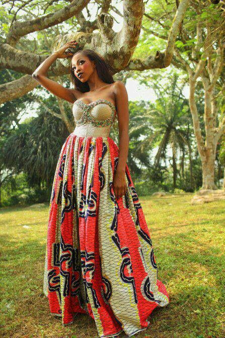 african print maxi dress  ethnic  Pinterest  Maxis Africans ...