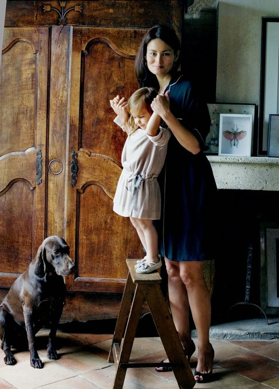 Chez mimi thorisson gardens and home for Mimi thorisson family