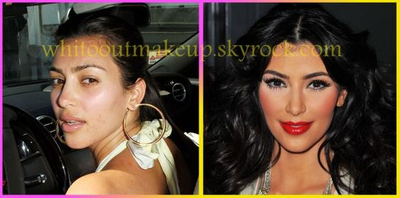 Blog de whitooutmakeup page 9 stars sans maquillage - Maquillage pin up ...