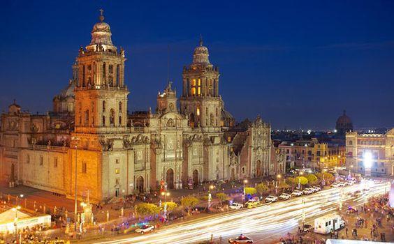 Mexikóváros jelképe