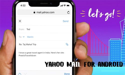 Yahoo Mail For Android Yahoo Mail Sign In Download Email App Facebook Help Mail Sign Amazon Card