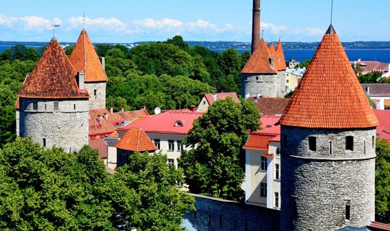 TallinnTowers