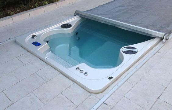 Learn about the Iso+ cover for hot tub and swim spa manufactured by Clair Azur…