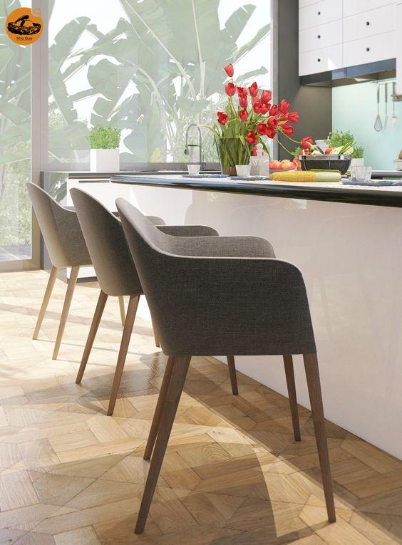 ArtStation - Modern kitchens - Nha Que Studió, Nguyen Dat