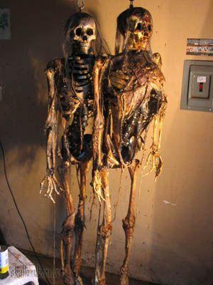 -Skull And Bone-, how to 'corpse' bones