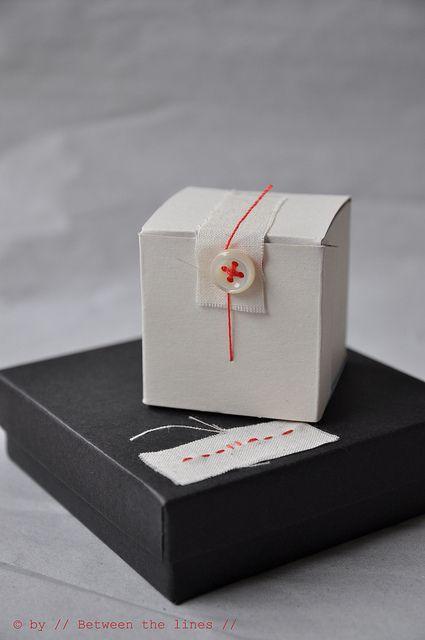 darling DIY gift box idea!