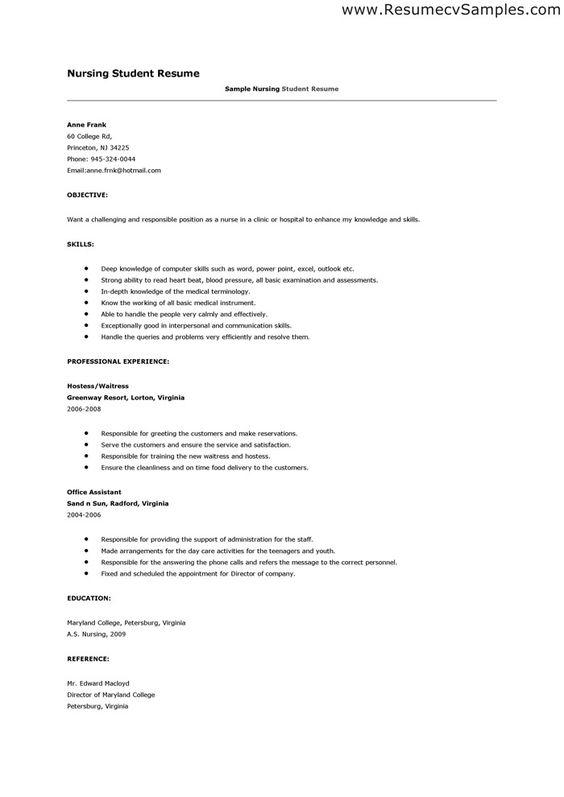 Resume Reference Sheet chronological resume reference sheet hope county 301 joe wilson st cedar hill tx 75104 469 386 Reference Page For Resume Nursing Httpwwwresumecareerinfo