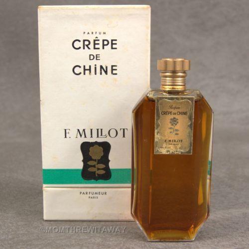 Crepe de chine parfum