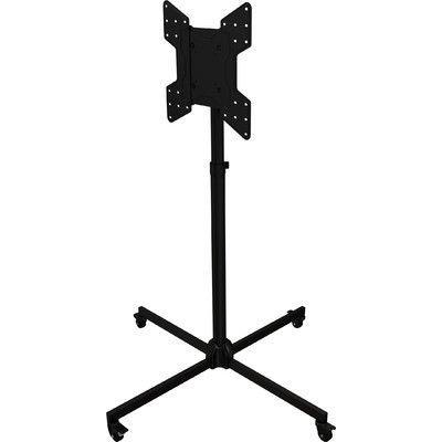 """Crimson AV Collapsible Universal Floor Stand Mount for 32"""" - 55"""" LED / LCD"""