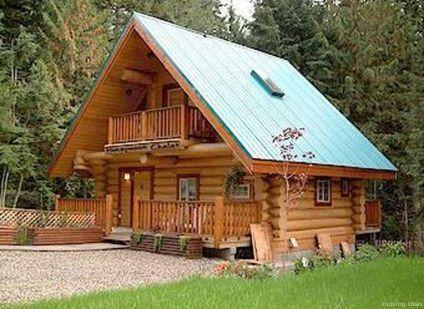 145 Small Log Cabin Homes Ideas Cabin Homes Ideas Small Genel Small Log Cabin Cabin Kit Homes Cabin Homes