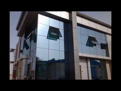 واجهات زجاجية للفلل واجهات زجاجية للمبانى 01221570260 Youtube واجهات زجاجية واجهات ستراكشر واجهات Building Facade Facade Curtain Wall