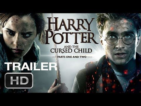 Youtube Harry Potter Cursed Child Kid Movies Cursed Child