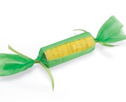 Pop! Corn - Check out this New World twist to the old British tradition of Christmas crackers.