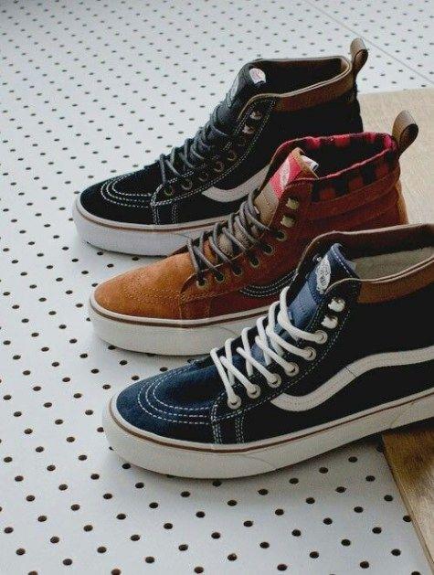 Vans sk8 hi✓ Sneaker, socks and feet YouTube